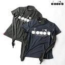 ディアドラ diadora レディース テニス Tシャツ インナーセット ネイビー DTP9525 6890