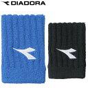 ディアドラ diadora メンズ テニスウェア ロングリストバンド ブルー.FL DTA9783 60