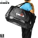 ディアドラ diadora メンズ テニス TEAM 3WAYバッグ ブラック DTB9683 99