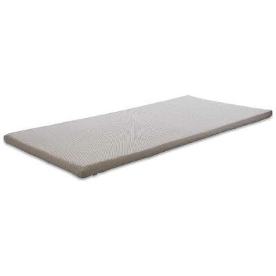 オーシンファインエアー 450 セミダブルサイズ/120×200×4.5cm/グレー ファインエアー450SDGY