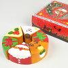 マザーガーデン スクイーズやわらかパンのクリスマスリース
