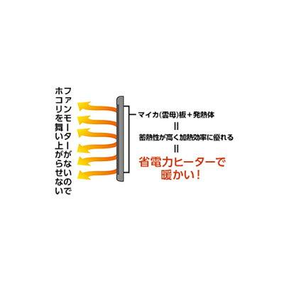 丸隆 3way パネルヒーター MA-823