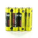 Memorex アルカリ乾電池 単3 LR6/1.5V 4S