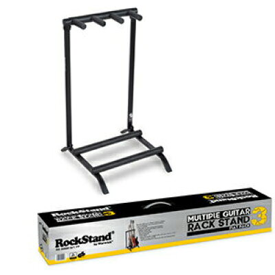 20880 3GUITAR ワーウィック フラット・パックスタンド ギター 用 RockStand by warwick MLTIPLE Flat Pack STANDS ♯20880