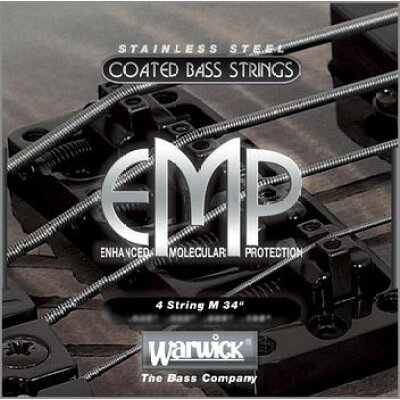 WARWICK EMP Coated Strings 4弦セット Medium Light (40-100) ベース弦