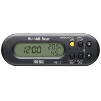 KORG Humidi-Beat Metronome with Humidity/Temperature Detector