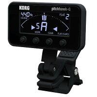 KORG/コルグ AW-3G-BK ブラック クリップチューナー