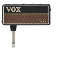 VOX/ボックス amPlug2 AC30 ヘッドホンギターアンプ