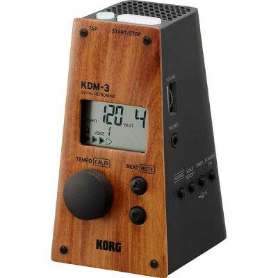 KORG KDM-3 ウッドフェイスモデル KDM-3-WDBK