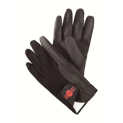 "pearl drummer's glove ""rock grip 3 パール ドラマーズグローブ lサイズ ブラック rg-  #bk"