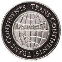 クラベリアTRANS CONTINENTS ロゴデザイン クリップマーカー ブラック TCCM-02 TCCM02