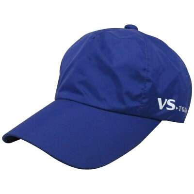 キャスコ レインキャップ ブルー VSRC-1535