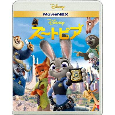 ズートピア MovieNEX/Blu-ray Disc/VWAS-6298
