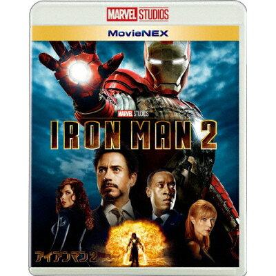 アイアンマン2 MovieNEX/Blu-ray Disc/VWAS-6618