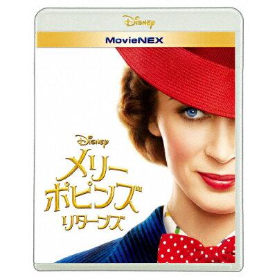 メリー・ポピンズ リターンズ MovieNEX/Blu-ray Disc/VWAS-6827