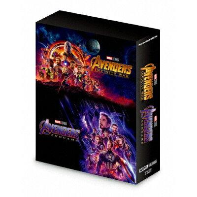 アベンジャーズ/エンドゲーム&インフィニティ・ウォー MovieNEXセット(数量限定)/Blu-ray Disc/VWAS-6908