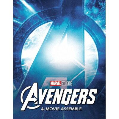 アベンジャーズ:4ムービー・アッセンブル(数量限定)/Blu-ray Disc/VWBS-6909