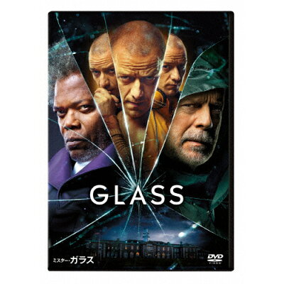 ミスター・ガラス/DVD/VWDS-6911