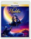 アラジン MovieNEX/Blu-ray Disc/VWAS-6935