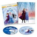 アナと雪の女王2 MovieNEX コンプリート・ケース付き(数量限定)/Blu-ray Disc/VWAS-6982