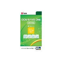 NTTコミュニケーションズOCN モバイル ONE SMS対応 SIMパッケージ 標準SIM T0004027 T0004027