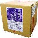 業務用そばつゆ 金印10リットル/キュービーテナー 7285