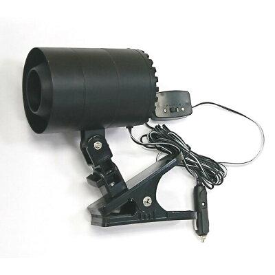 自動車専用 薄型扇風機 強風タイプ SA307 クレトム カー用品 車載用 扇風機: