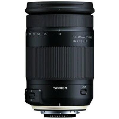 TAMRON レンズ ニコン用 18-400F3.5-6.3 DI2 VC HLD(B028