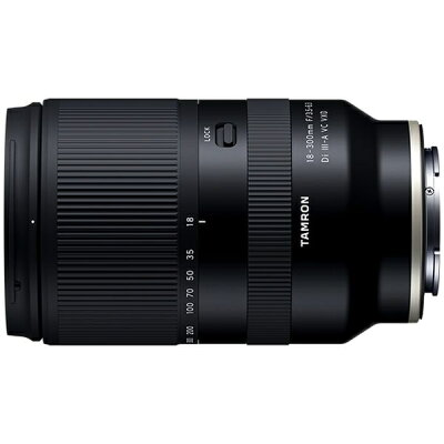 TAMRON ソニーEマウント用 カメラレンズ 18-300F3.5-6.3 DI III-A VC VXD