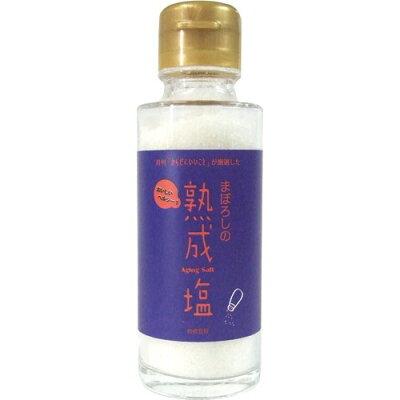 万葉創業社 まぼろしの熟成塩 瓶(90g)