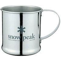 スノーピーク ステンレスマグカップ E-010R  スノー ピーク flagshipshopのニッチ