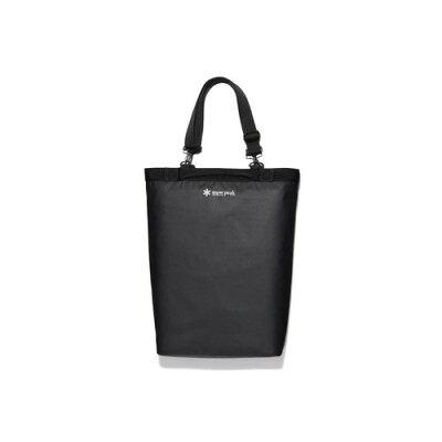 スノーピーク snowpeak 2wayトートバッグ 2way Tote Bag Black/ブラック UG-738