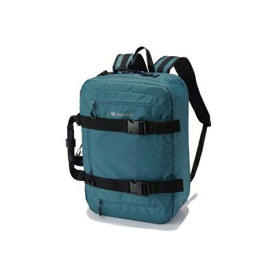 スノーピーク 3way Business Bag Blue