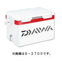 ダイワ DAIWA プロバイザー クーラーボックス S-2700X レッド