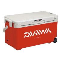 Daiwa ダイワ プロバイザートランク S 3500 レッド/ライムグリーン