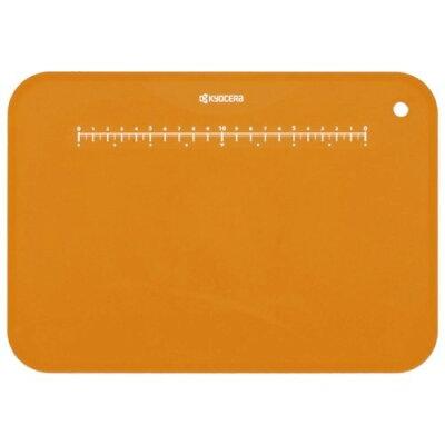 京セラ カラーまな板 CC-99OR オレンジ(1コ入)