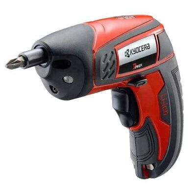 リョービ 充電式スクリュードライバ BDX-2 646900A(1台)