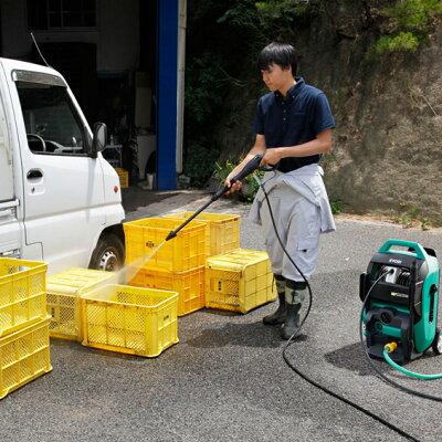 RYOBI/リョービ プロ用 高圧洗浄機 AJP-4210GQ 60Hz (667403A)