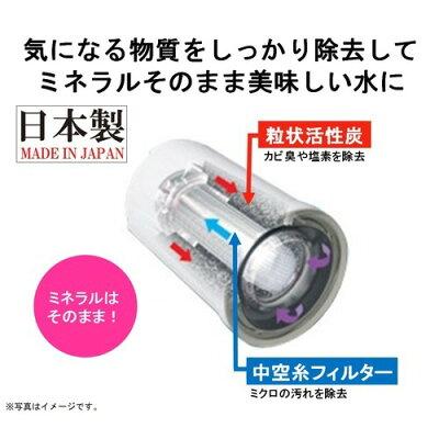 東レ トレビーノ スーパーシリーズ 交換用カートリッジ トリハロメタン除去(2コ入)