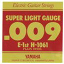 YAMAHA エレキギター弦 H1061