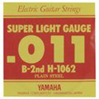 YAMAHA エレキギター弦 H1062