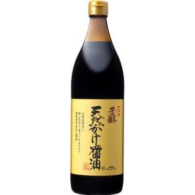 川中醤油 芳醇天然かけ醤油(900mL)
