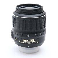 Nikon レンズ AF-S DX 18-55F3.5-5.6G VR