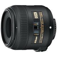 Nikon  DXフォーマット用標準マクロ レンズ AF-S DX MICRO40F2.8G