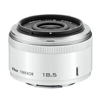 Nikon  1 レンズ NIKKOR 18.5F1.8 ホワイト