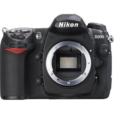 Nikon デジタル一眼カメラ D200