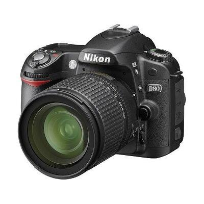 Nikon D80 AF-S DX18-135Gレンズキット