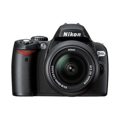 Nikon デジタル一眼レフカメラ D40X レンズキット