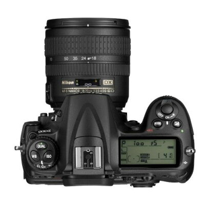 Nikon デジタル一眼レフカメラ D300 AF-S DX18-70Gレンズキット