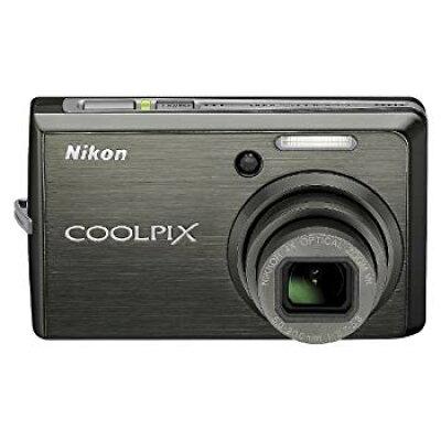 Nikon コンパクトデジタルカメラ COOLPIX Style S600 URBANBLACK